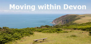 Moving within Devon